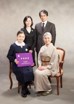 卒業写真・家族写真ご予約承り中          スタジオダッシュ 札幌市中央区南3西6