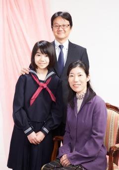 卒業、入学記念写真はスタジオダッシュ!        札幌市中央区南3西6