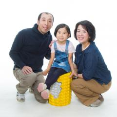 家族写真はスタジオダッシュ!          札幌市中央区南3西6スタジオダッシュ